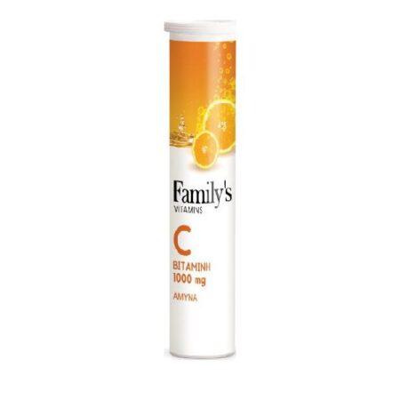 familys vitamins vitamin c mg