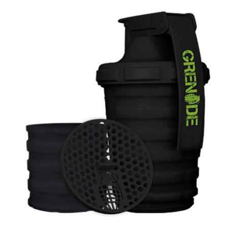 grenade black shaker