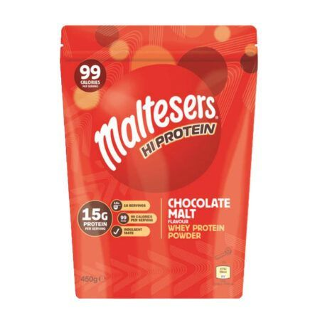maltesers hi protein powder g