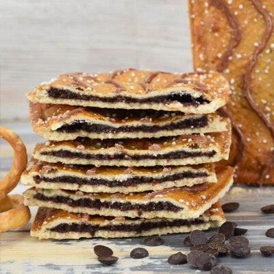 pop tarts pretzel chocolate