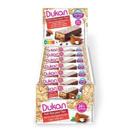 DUKAN BARRES Γκοφρέτα Βρώμης με σοκολάτα γρ pack