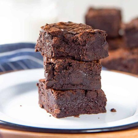 Fudgy Brownies jiffy