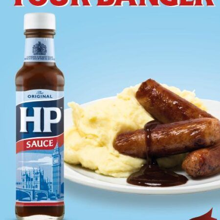 HP brown sause g