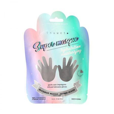 Inuwet μασκα χεριών
