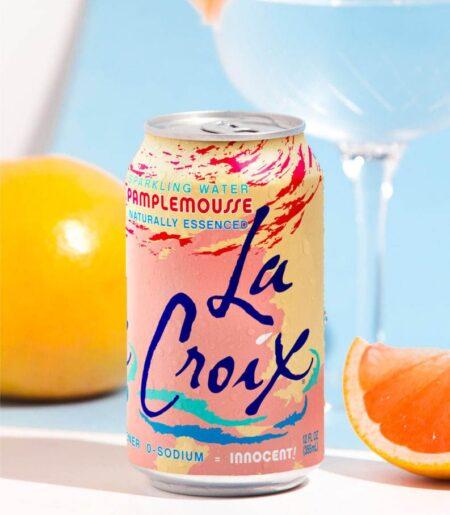 LaCroix Can Flavors Pamplemousse