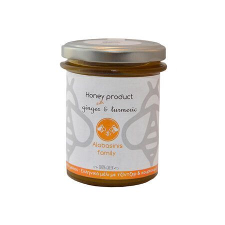 alabasinis honey ginger tumeric