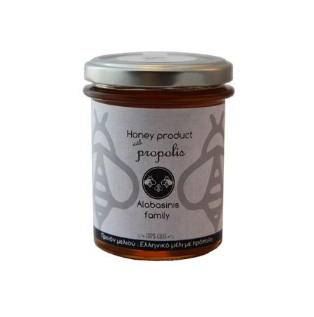 alabasinis honey propolis