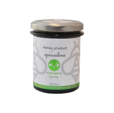 alabasinis spiroulina honey