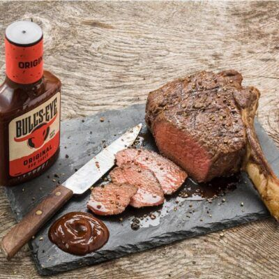 bulls eye original bbq sauce 300ml 2