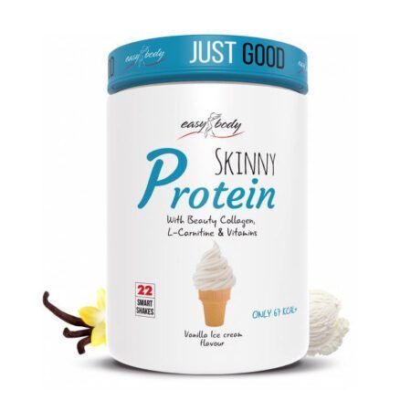 easy body skinny protein vanilla ice cream