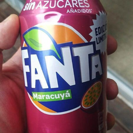 fanta passion fruit ml