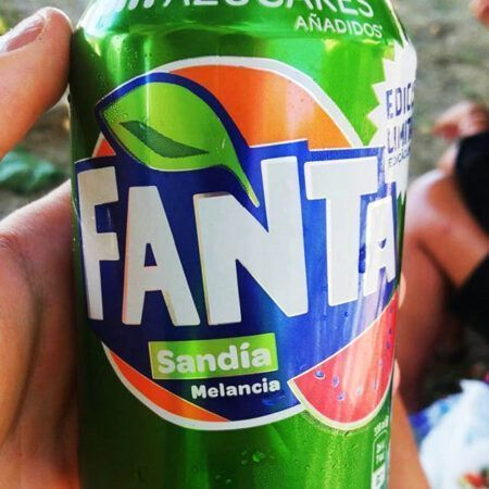 fanta watermelon ml