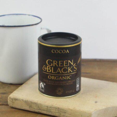 grren blacks cocoa g