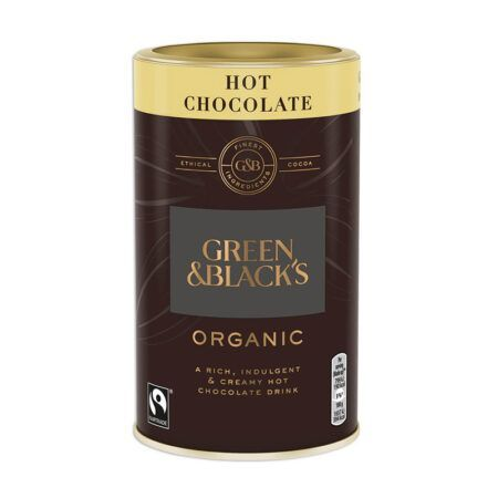 grren blacks hot chocolate g
