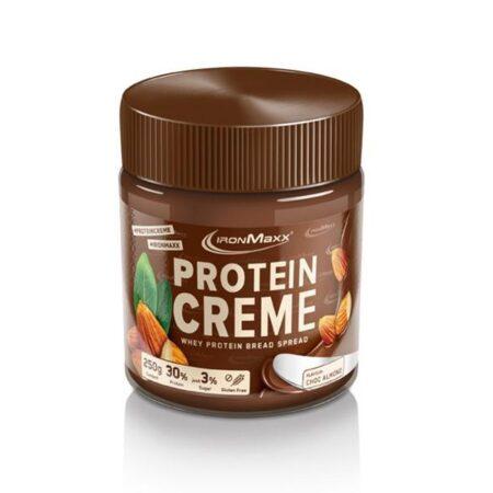 ironmaxx protein creme choc almond