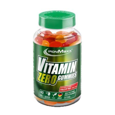 ironmaxx vitamin zero gummies huge