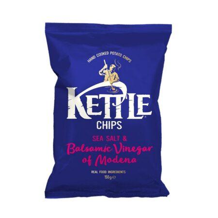 kettle sea salt balsamic vinegar of modena