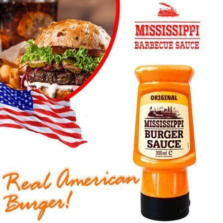 mississippi original burger sauce ml