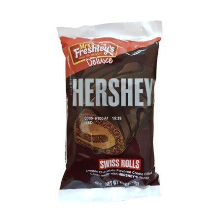 mrs freshleys hershey swiss rolls gr