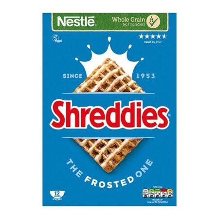 nestle frosted shreddies g