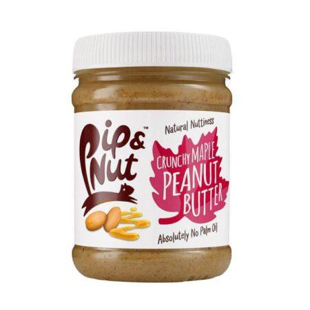 pip nut maple peanut butter
