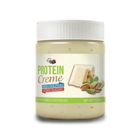 pure nutrition usa protein cream merenda white chocolate pistachio