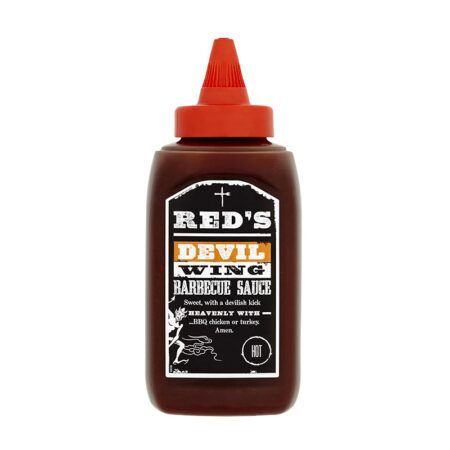 reds devil wing barbecue sauce