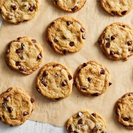 skinny chocolate chip cookie mix