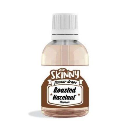 skinny roasted hazelnut drops
