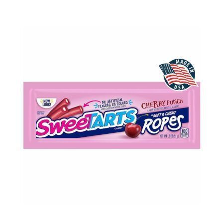 sweetarts cherry punch ropes