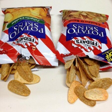 tgi fridays snacks