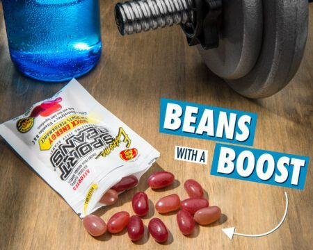 JELLY BELLY SPORT BEANS EXTREME