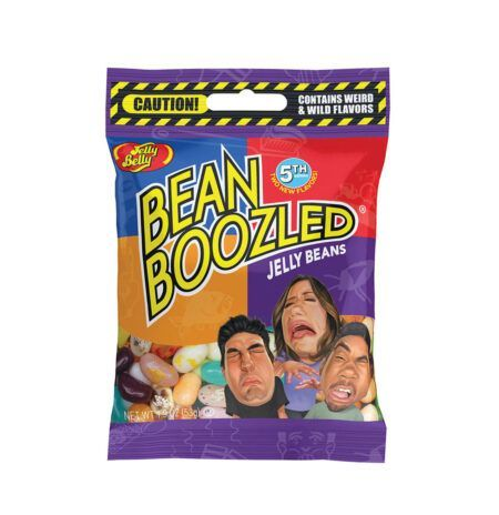 Jelly Belly Bean Boozled th jelly beans
