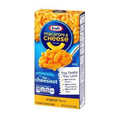 Kraft Macaroni Cheese g