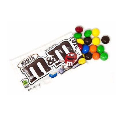 MMs white chocolate 42.5g 2