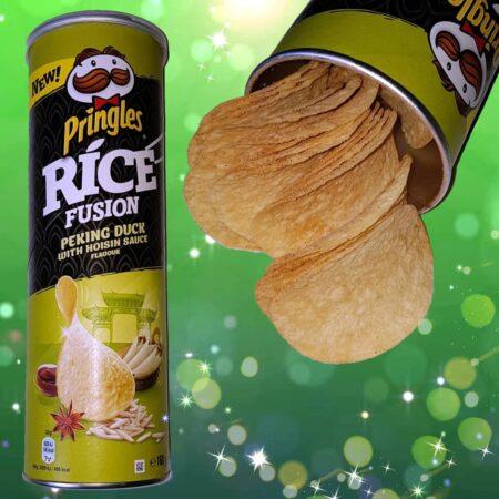 Pringles Rice Fusion Peking Duck
