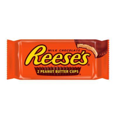 REESES MILK CHOCOLATE  PEANUT BUTTER CUPS