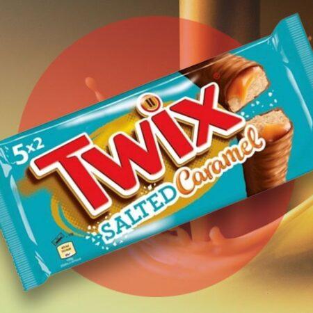 Twix salted caramel g