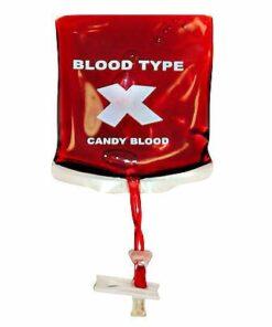 blood drips strawberrys bag g
