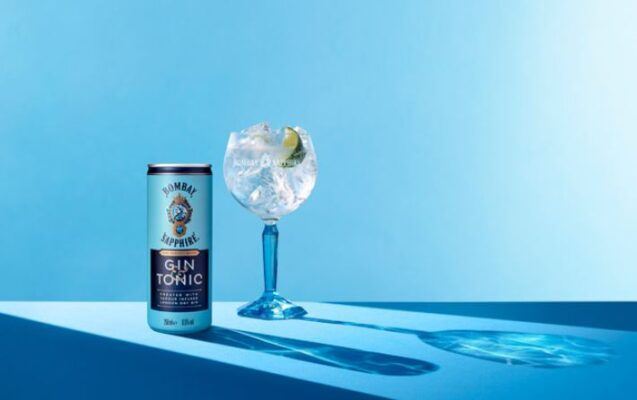 bombay sapphire gin tonic 2