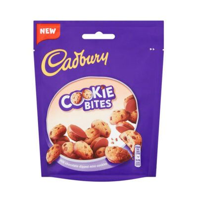cadbury cookie bites g