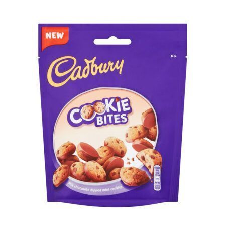 cadbury cookie bites g