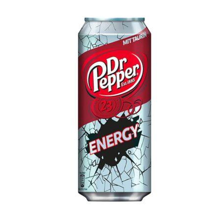 dr pepper energy drink ml