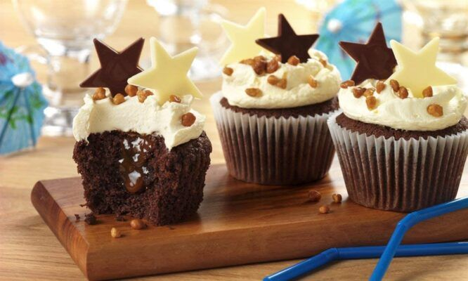 dr. oetker giant chocolate stars 2