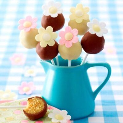 dr. oetker wafer daisies 2