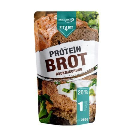 fitday protein brot  g