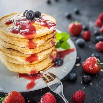 fit4day protein pancake 50 g 2