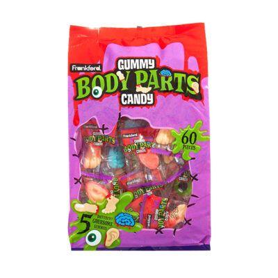 frankford gummy Body Parts Bag g