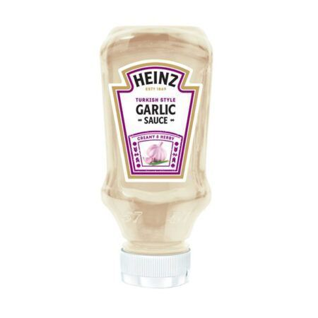 heinz garlic sauce ml