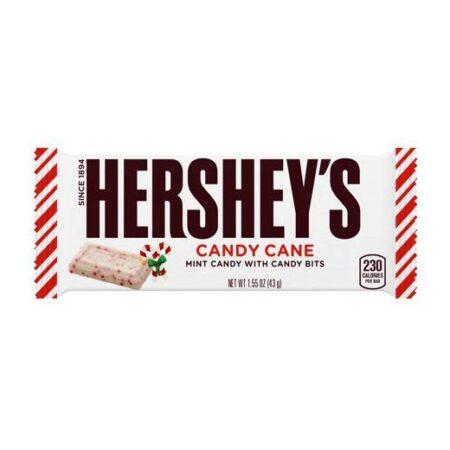 hersheys candy cane 43g bar